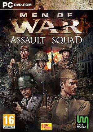 Cover for Men of War: Assault Squad.