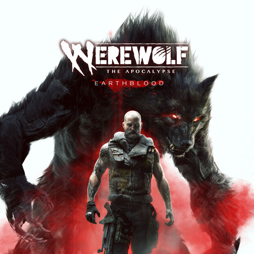 Cover for Werewolf: The Apocalypse – Earthblood.