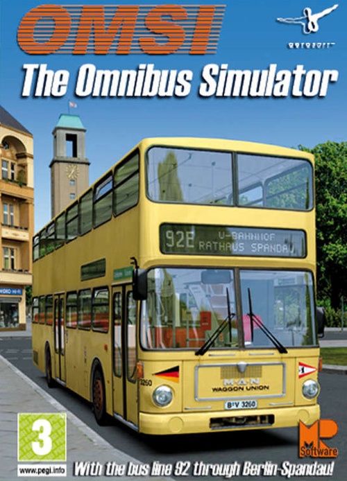 Cover for OMSI Bus Simulator.