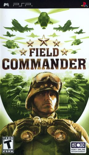 Cover for Field Commander.