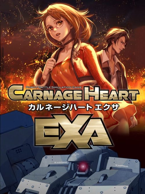 Cover for Carnage Heart EXA.