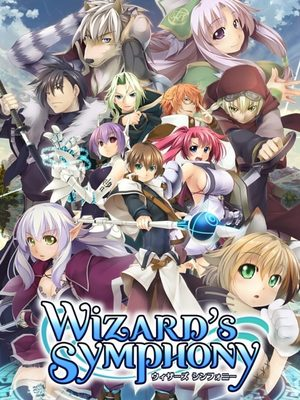 Cover for Wizard's Symphony.