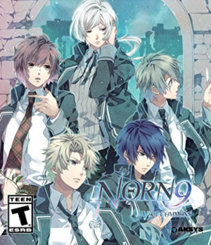 Cover for Norn9: Var Commons.