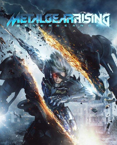 Cover for Metal Gear Rising: Revengeance.