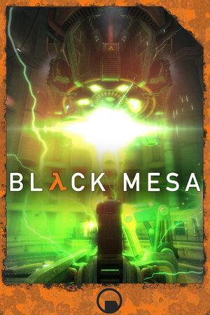 Cover for Black Mesa.