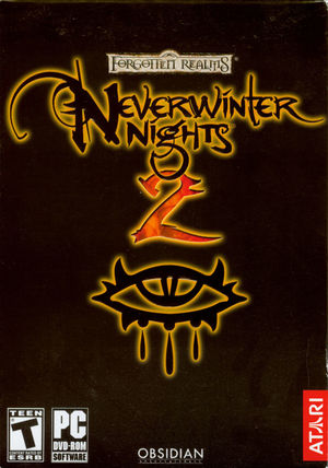 Cover for Neverwinter Nights 2.