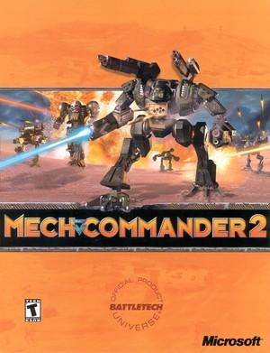 Cover for MechCommander 2.