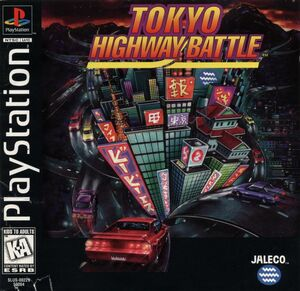 Cover for Tokyo Highway Battle.