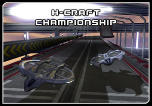 Cover for H-Craft Championship.