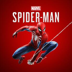 Cover for Spider-Man (2018).