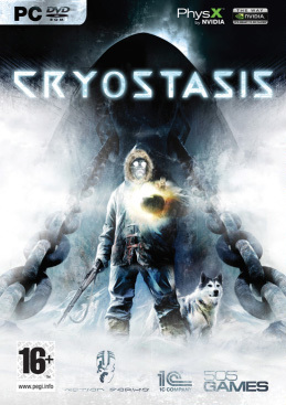 Cover for Cryostasis: Sleep of Reason.