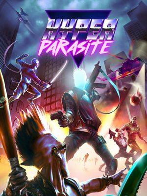 Cover for HyperParasite.