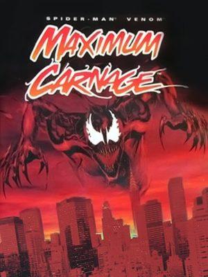 Cover for Spider-Man and Venom: Maximum Carnage.