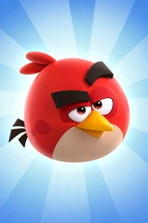 Cover for Angry Birds Friends.