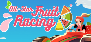 Cover for All-Star Fruit Racing.