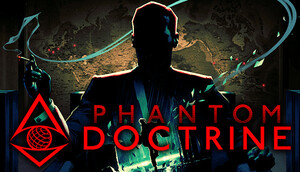 Cover for Phantom Doctrine.