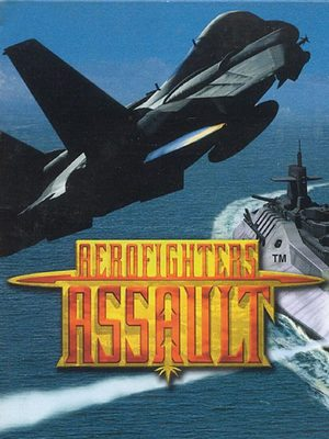Cover for Aero Fighters Assault.