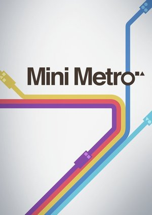 Cover for Mini Metro.