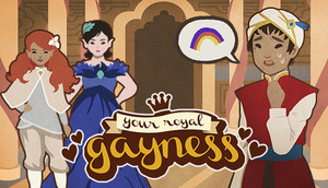 Cover for Your royal gayness.
