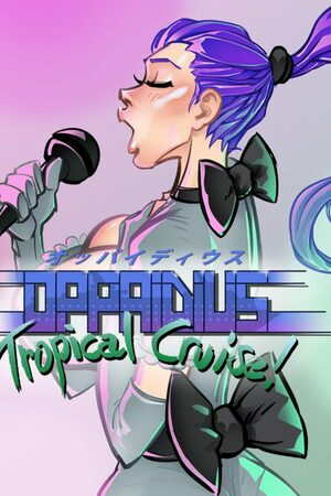 Cover for Oppaidius: Tropical Cruise!.