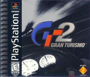 Cover for Gran Turismo 2.