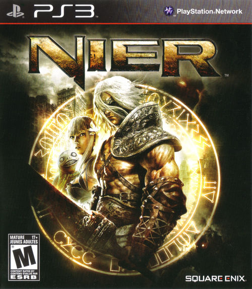 Cover for Nier.