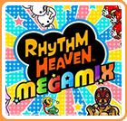 Cover for Rhythm Heaven Megamix.