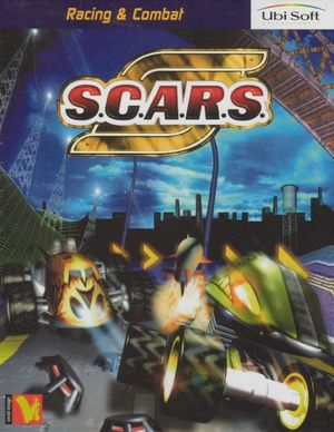 Cover for S.C.A.R.S..