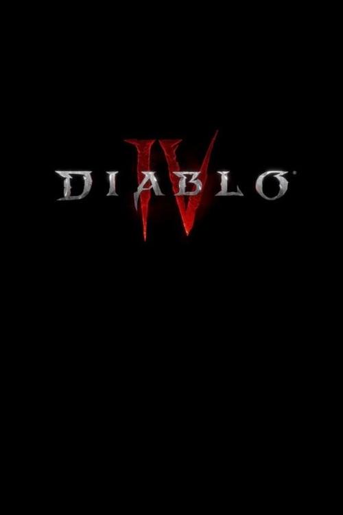 Cover for Diablo IV.