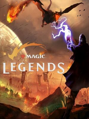 Cover for Magic: Legends.