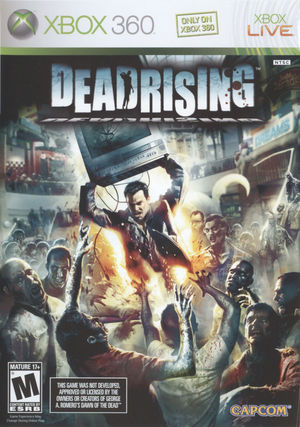 Cover for Dead Rising.