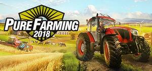 Cover for Pure Farming 2018.