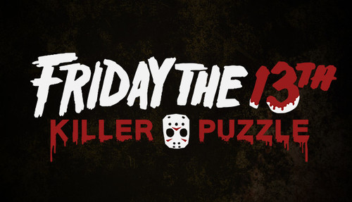 Cover for Friday the 13th: Killer Puzzle.
