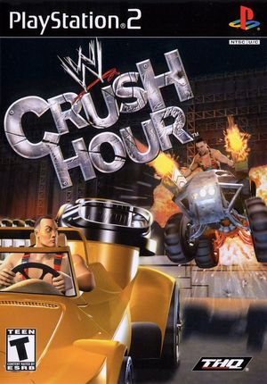 Cover for WWE Crush Hour.