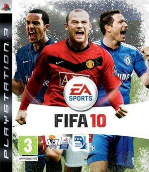 Cover for FIFA 10.