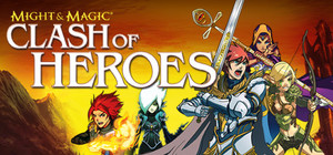 Cover for Might & Magic: Clash of Heroes.