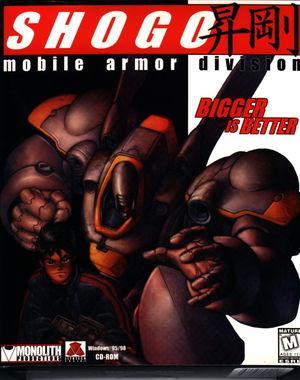Cover for Shogo: Mobile Armor Division.