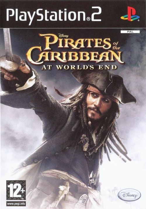 Cover for Pirates of the Caribbean: At World's End.