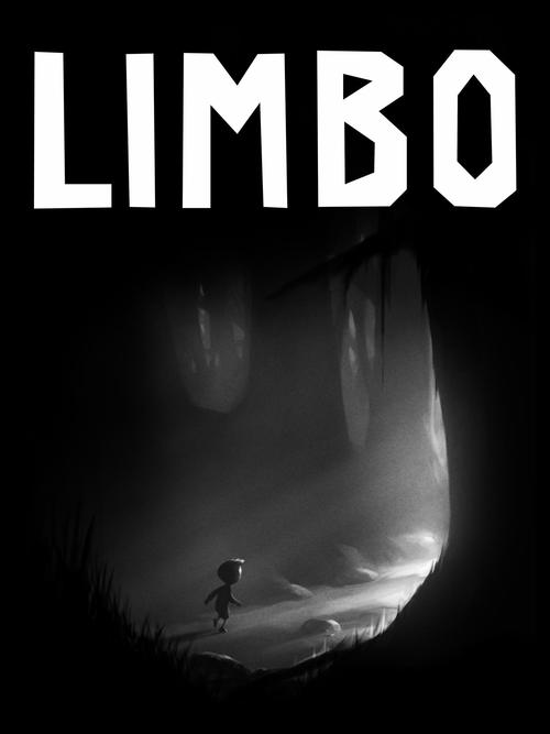 Cover for Limbo.