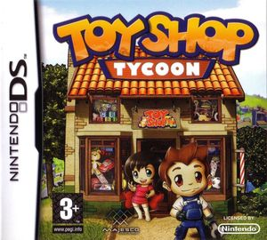 Cover for Toy Shop.