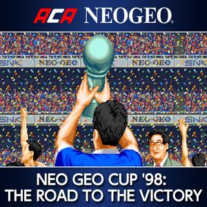 Cover for Neo Geo Cup '98: The Road to the Victory.
