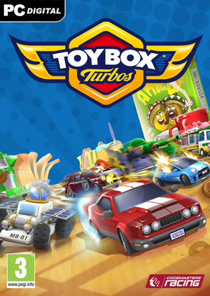 Cover for Toybox Turbos.