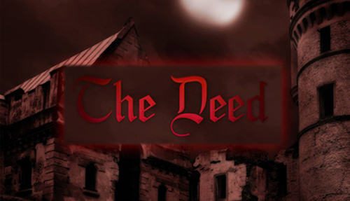 Cover for The Deed.