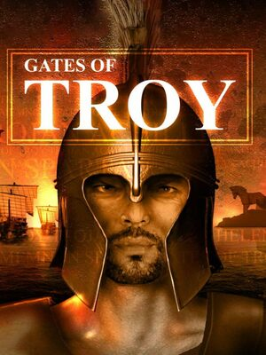 Cover for Gates of Troy.