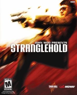 Cover for Stranglehold.