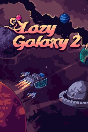 Cover for Lazy Galaxy 2.