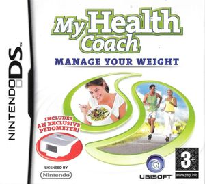 Cover for My Weight Loss Coach.