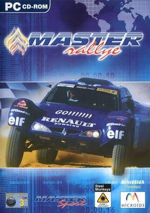 Cover for Master Rallye.