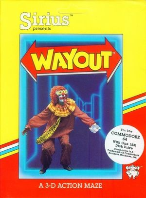 Cover for Wayout.