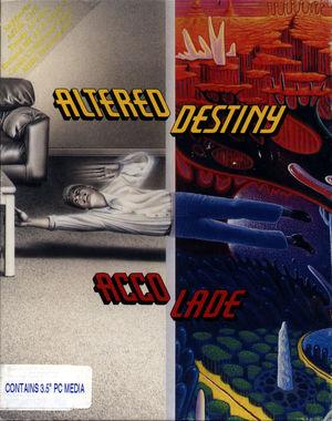 Cover for Altered Destiny.
